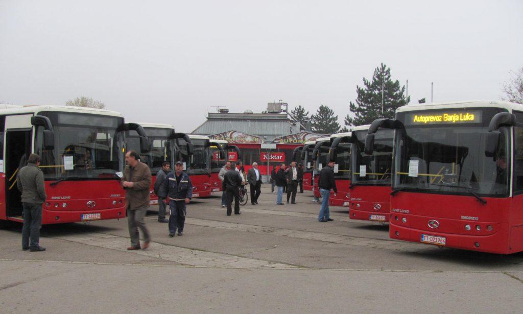 prezentacija banja luka gradski autobusi