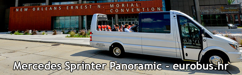 mercedes sprinter panoramic