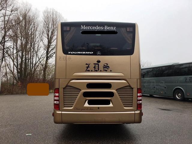 mercedes O350 15RHD
