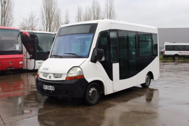renault master city 2008