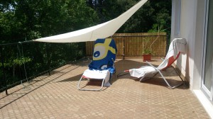 holiday home kornelija - sunny terrace