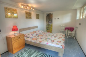 Apartment - holiday home kornelija - bedroom 2