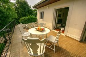 Apartment - holiday home kornelija - terrace 4