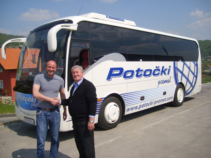 Primopredaja Autobusa Potočki - Krapina
