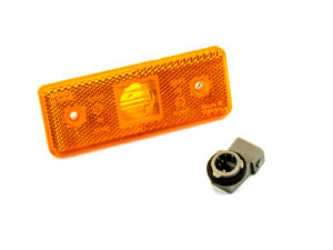 setra outline marker orange bulb