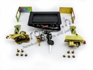engine door lock set