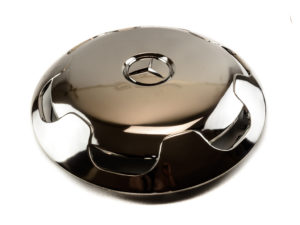 mercedes wheelcover 22,5""
