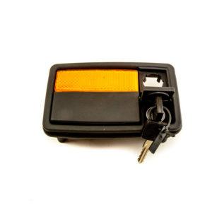 compartment door handle setra