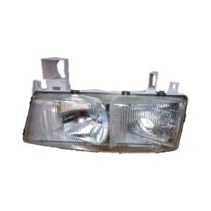 Setra S300 front light